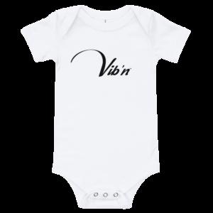 Vibn Baby Onsie - White