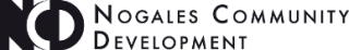Nogales community development logo